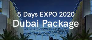 5 Days Dubai EXPO 2020 Tour P...