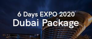 6 Days Dubai EXPO 2020 Tour P...
