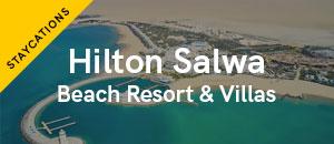 Hilton Salwa Beach Resort & V...