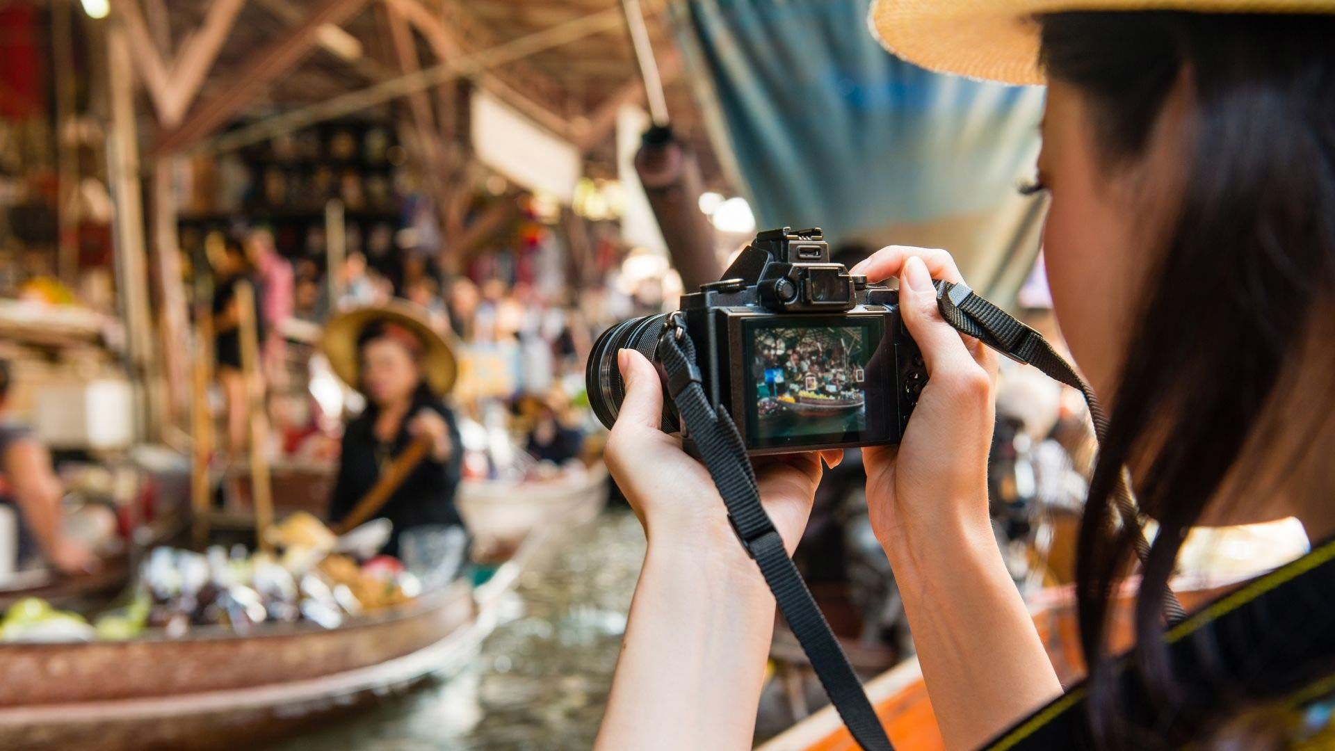 How to improve your travel pictures